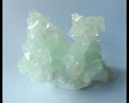 Natural Prehnite With Quartz Beautiful Specimen,55x38x25mm,192.5ct(17051311