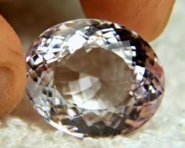 35.39 Carat Lavendar VVS Amethyst - Gorgeous