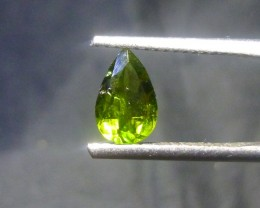 0.75ct Chrome Tourmaline , 100% Natural Gemstone