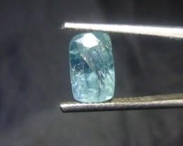 3.15ct  Blue Ceylon Sapphire , 100% Natural Untreated Gemstone