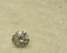 0.14 ct  diamond J VS2