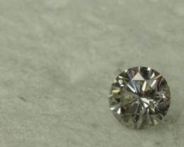 0.23 ct diamond G SI3