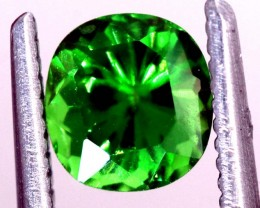 1.05 CTS NATURAL TSAVORITE GREEN GARNET  TBM-1153  GC