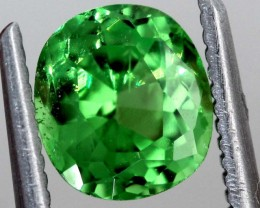1.4 CTS NATURAL TSAVORITE GREEN GARNET  TBM-1155  GC