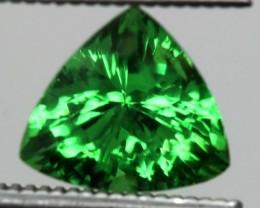 2.52 CTS NATURAL TSAVORITE GREEN GARNET  TBM-1157  GC