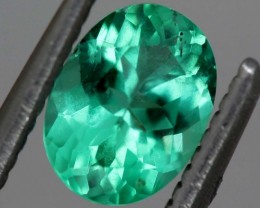 0.65 CTS AAA Natural Green Beryl Gemstone PG-2132