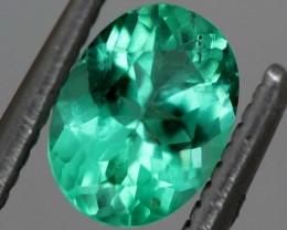 0.65 CTS AAA Natural Green Beryl Gemstone PG-2132