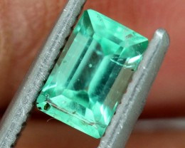 0.55 CTS AAA Natural Green Beryl Gemstone PG-2126