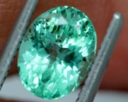1.15 CTS AAA Natural Green Beryl Gemstone PG-2127