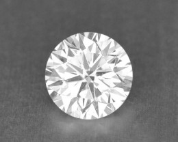 0.15 Cts Natural White Diamond Africa