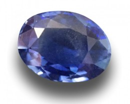 Natural Unheated Blue Sapphire | Loose Gemstone | Sri Lanka - New