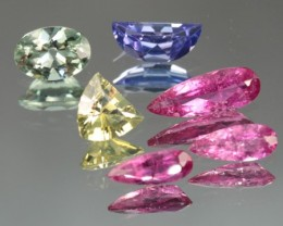 3.54 CT MIXED COLLECTION - SMALL BUT BEAUTIFUL!