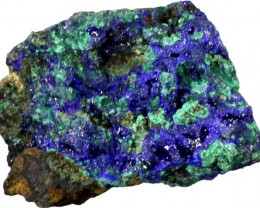226.70 CTS AZURITE+ MALACHITE  ROUGH -CHINA [F7213]