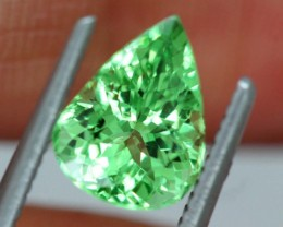 1.7 CTS NATURAL TSAVORITE GREEN GARNET  TBM-1167  GC