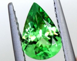 1.4 CTS NATURAL TSAVORITE GREEN GARNET  TBM-1169  GC
