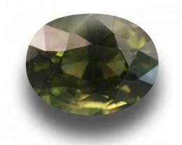 Natural Green Zircon |Loose Gemstone|New| Sri Lanka