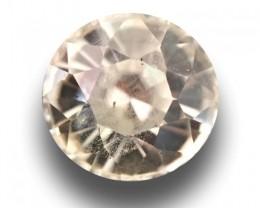 Natural White Sapphire |Loose Gemstone| Sri Lanka-New