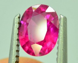 GiL Certified 1.28 ct Natural Ruby ~ Mozambique