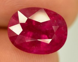 5.05 ct Natural Untreated Rubelite Tourmaline