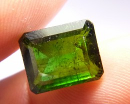 8.25cts  Green Tourmaline , 100% Natural Gemstone