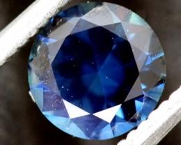 0.99CTS AUSTRALIAN BLUE SAPPHIRE CERTIFIED TBM-1176 GC