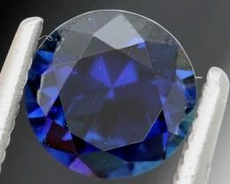 1.29CTS AUSTRALIAN BLUE SAPPHIRE CERTIFIED TBM-1178