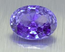 Ceylon Violet Sapphire 2.03 Ct Attractive colour !!