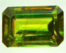 GiL Certified 2.97 ct Sphene Color Change SKU.1
