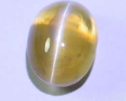 Untreated Certified 2.73 Ct. Natural Chrysoberyl Cat's eye (00542)