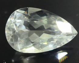 3.85  ct Natural Rare Pollucite Collector's Gem