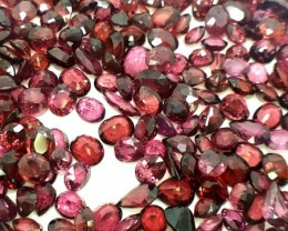 350 Cts OUTSTANDING Rhodonite garnet lot