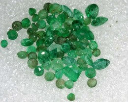4.75CTS EMERALD FACETED PARCEL CG-2240