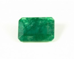 Green Emerald 19.10 ct Zambia