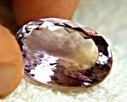 32.13 Carat Natural Bolivian VVS Ametrine - Superb