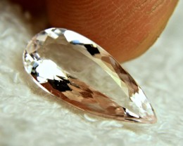 4.71 Carat Brazil Pink Morganite - Gorgeous
