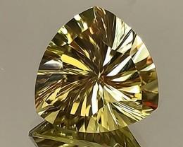 Premium Custom Cut Citrine Breath-taking Collector's gem