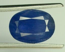 CERTIFIED 2.82 ct Royal Blue Sapphire Kashmir