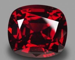 33.53 Cts Huge Fabulous Orange Red Natural Hessonite Garnet