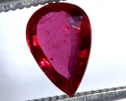 1.01CTS CERTIFIED UNHEATED RUBY FACETED ANGC-724