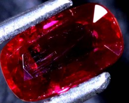1.02CTS CERTIFIED UNHEATED RUBY FACETED ANGC-737