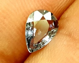 PEAR SHAPE SPINAL 0.80 Cts