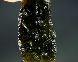 Glossy Moldavite - not from reseller quality A+