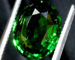 3.11CTS TSAVORITE GARNET GEMSTONE FACETED ANGC-738