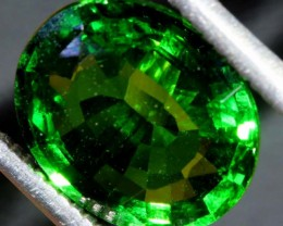 3.01CTS TSAVORITE GARNET GEMSTONE FACETED ANGC-739