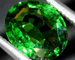 1.79CTS TSAVORITE GARNET GEMSTONE FACETED ANGC-740