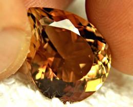 16.36 Carat VVS Brazil Golden Topaz - Gorgeous
