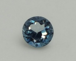 0.50 CT NATURAL LONDON BLUE TOPAZ HIGH QUALITY GEMSTONE S2