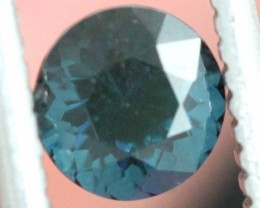 0.45CTS BLUE GREEN SPINEL GEMSTONE FACETED STONE ANGC-746