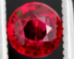 0.84CTS CERTIFIED RUBY GEMSTONE UNTREATED TBM-1182