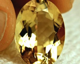 17.32 Carat Natural VVS1 South American Andesine - Gorgeous